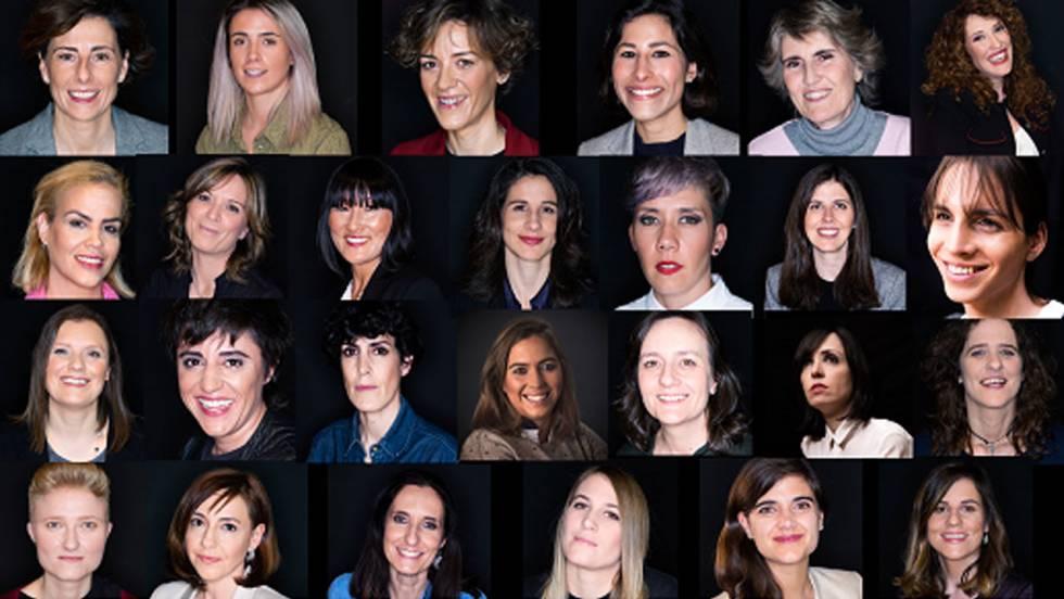 Vidéo d'El Pais consacrée à la visibilité lesbienne